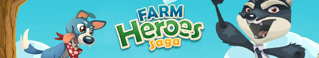 Télécharger Farm Heroes Saga pour PC (Windows) et Mac (Gratuit)